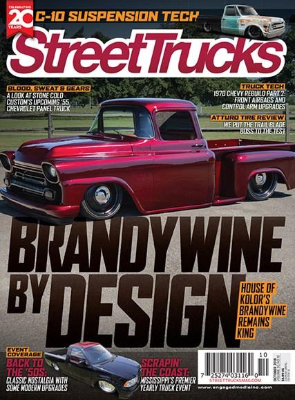 Street Trucks Cover - 10/1/2018