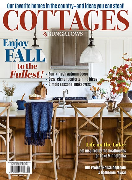 Cottages & Bungalows Cover - 10/1/2018