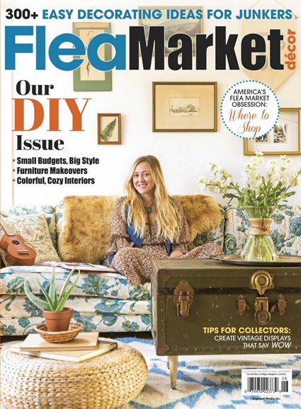 Flea Market Décor Cover - 8/1/2018