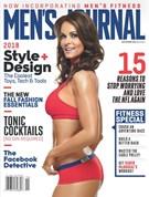 Men's Journal Magazine 9/1/2018