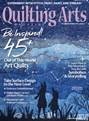 Quilting Arts Magazine | 10/2018 Cover