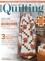 Fons & Porter's Love of Quilting | 9/2018 Cover