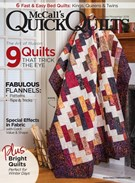 Quick Quilts Magazine 10/1/2018