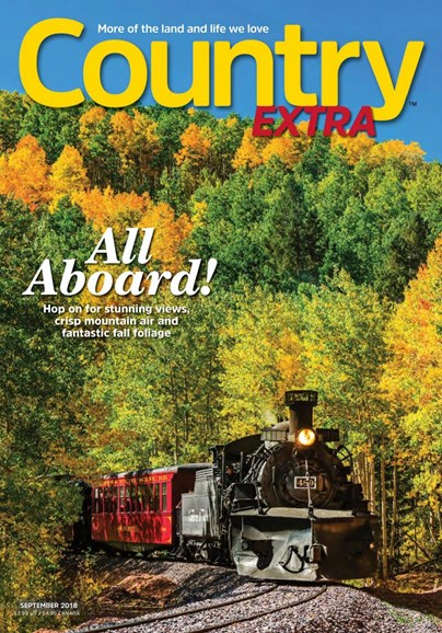 Country Extra Cover - 9/1/2018