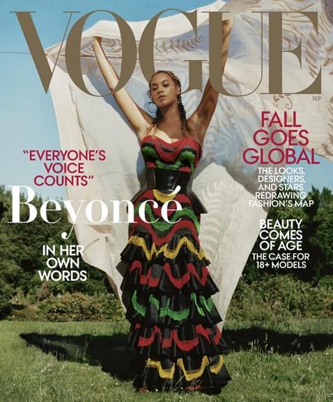 Vogue Cover - 9/1/2018
