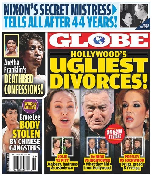 Globe Cover - 9/3/2018