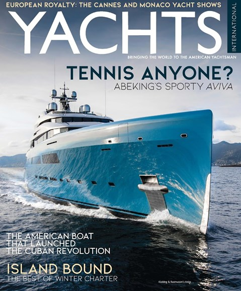 Yachts International Cover - 9/1/2018