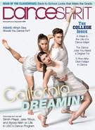 Dance Spirit Magazine 9/1/2018