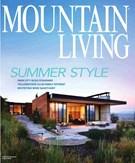 Mountain Living Magazine 8/1/2018