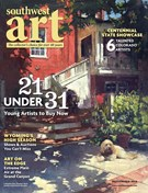 Southwest Art Magazine 9/1/2018