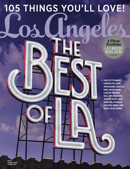 Los Angeles Cover - 8/1/2018