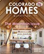Colorado Homes & Lifestyles Magazine | 8/2018 Cover
