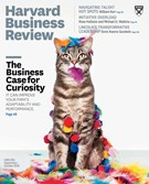 Harvard Business Review Magazine 9/1/2018