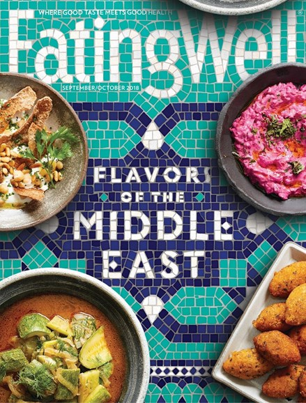 EatingWell Cover - 9/1/2018