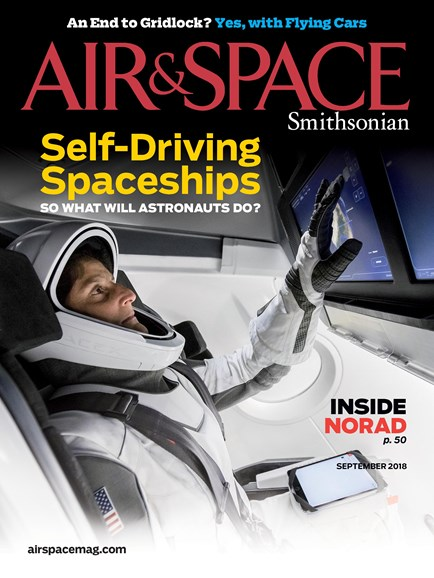 Air & Space Cover - 9/1/2018