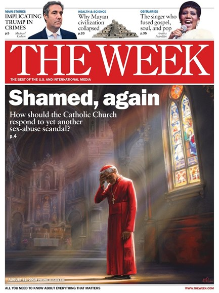 The Week Cover - 8/31/2018