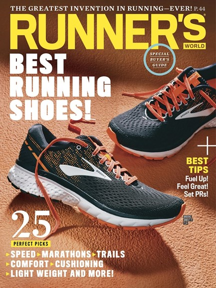 Runner's World Cover - 9/1/2018