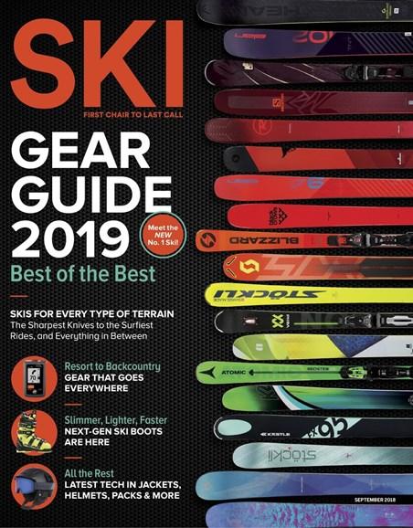 Ski Cover - 9/1/2018