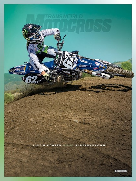 Transworld Motocross Cover - 9/1/2018