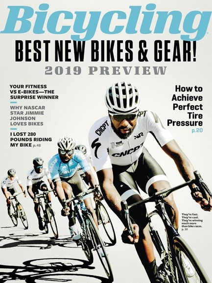 Bicycling Cover - 9/1/2018