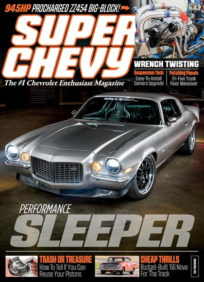 Super Chevy Cover - 10/1/2018