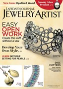 Jewelry Artist Magazine | 9/2018 Cover
