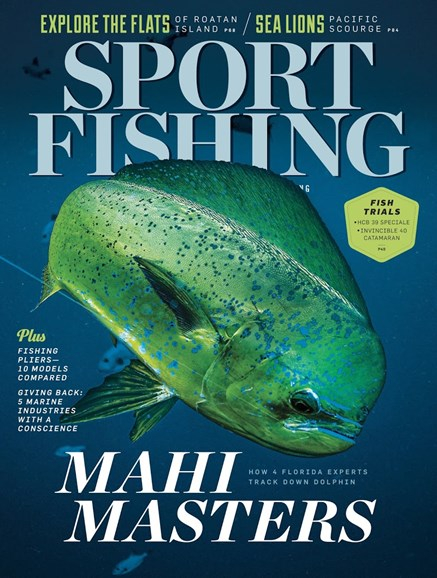 Sport Fishing Cover - 9/1/2018