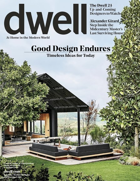 Dwell Cover - 9/1/2018