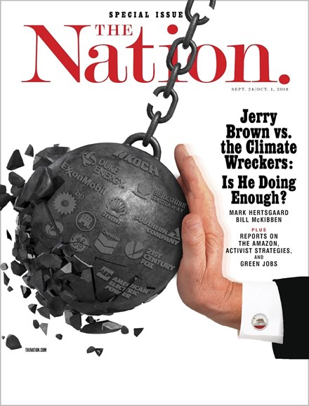 The Nation Cover - 9/24/2018