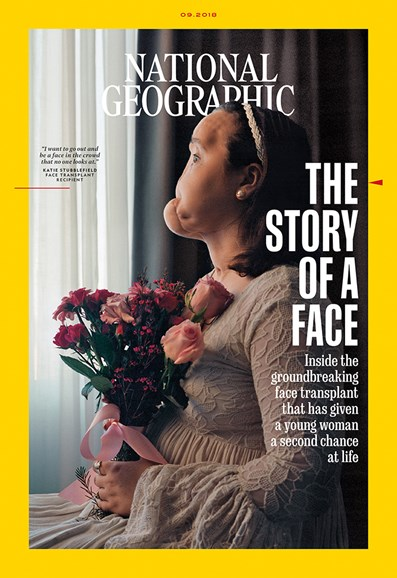 National Geographic Cover - 9/1/2018