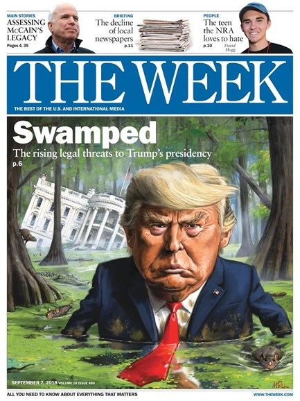 The Week Cover - 9/7/2018