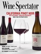 Wine Spectator Magazine 10/15/2018