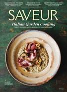 Saveur Magazine 9/1/2018