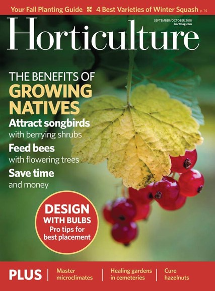 Horticulture Cover - 9/1/2018
