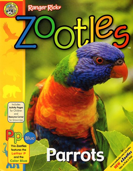 Zootles Cover - 8/1/2018