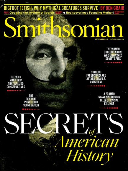 Smithsonian Cover - 9/1/2018