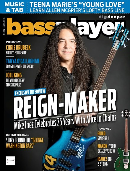 Bass Player Cover - 10/1/2018