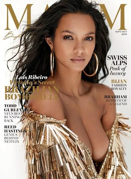 Maxim Cover - 9/1/2018