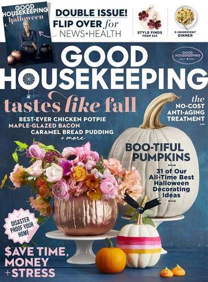 Good Housekeeping Cover - 10/1/2018