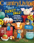 Country Living Magazine 10/1/2018