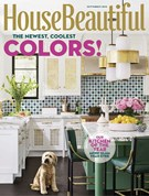 House Beautiful Magazine 9/1/2018