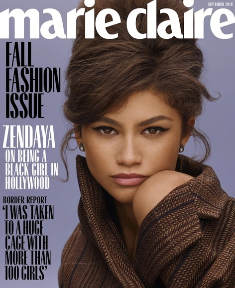 Marie Claire Cover - 9/1/2018