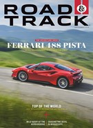 Road and Track Magazine 9/1/2018