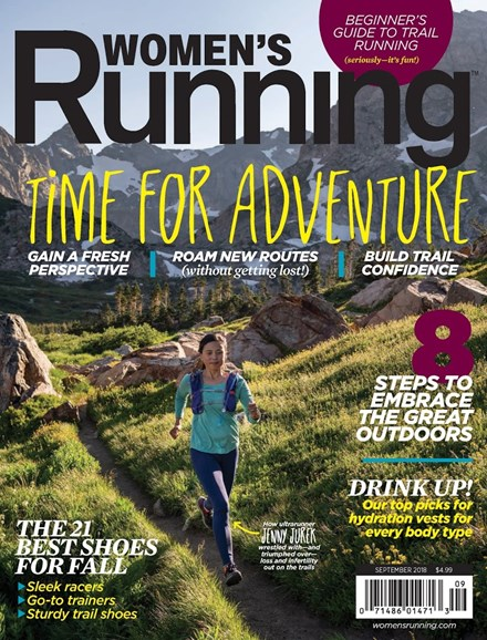 Women's Running Cover - 9/1/2018