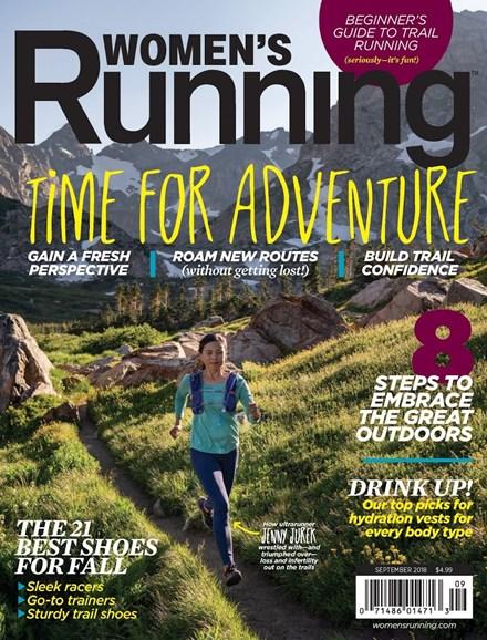 Women's Running Cover - 9/1/2018
