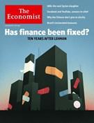 Economist 9/8/2018