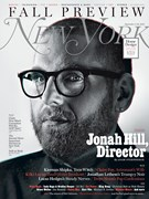 New York Magazine 9/3/2018