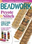 Beadwork Magazine | 10/2018 Cover