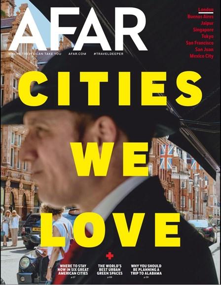AFAR Cover - 9/1/2018