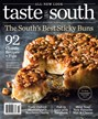 Taste Of The South Magazine | 10/2018 Cover